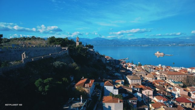 Nafplio City Destination Greece